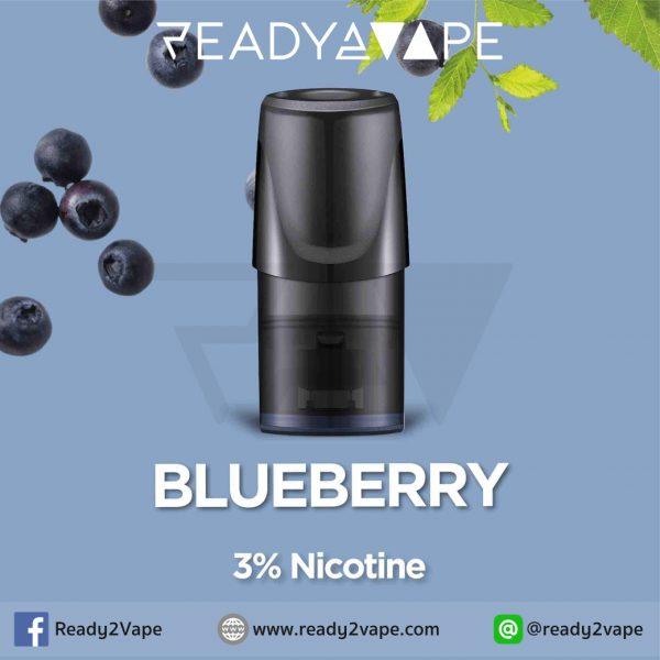 RELX Pod BLueberry : น้ำยาบุหรี่ไฟฟ้าสำหรับ RELX