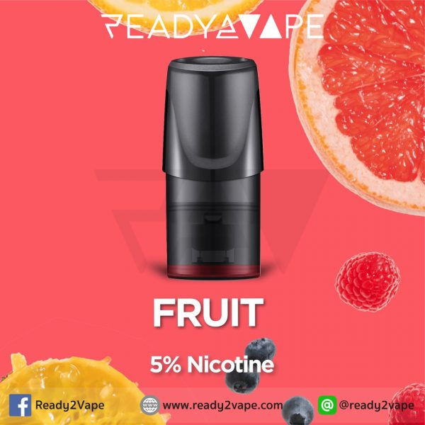 RELX Pod Fruit : น้ำยาบุหรี่ไฟฟ้าสำหรับ RELX