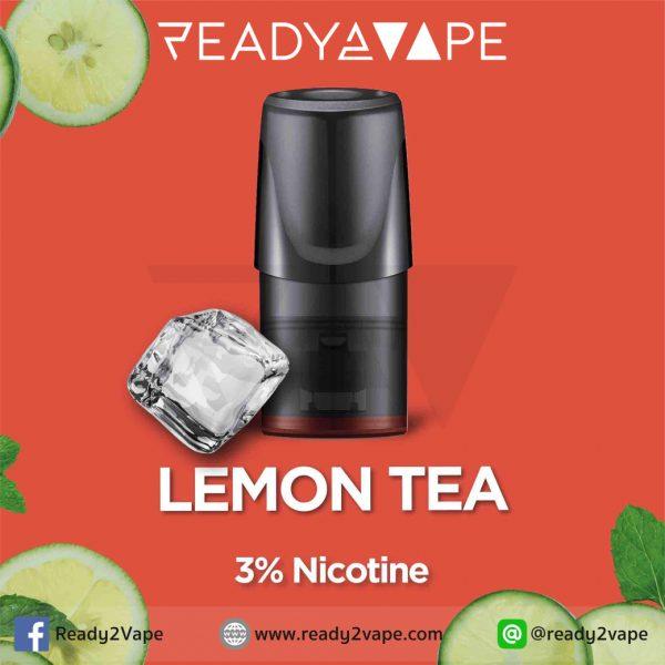RELX Pod Lemon Tea : น้ำยาบุหรี่ไฟฟ้าสำหรับ RELX