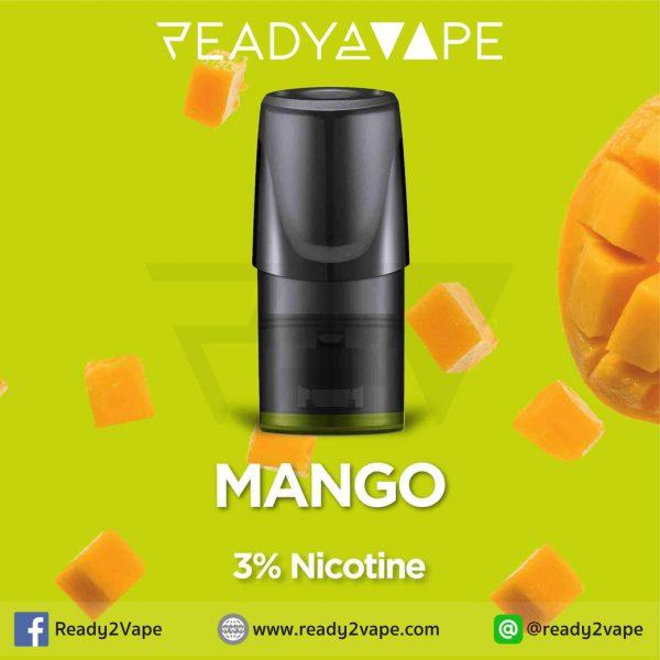RELX Pod Mango : น้ำยาบุหรี่ไฟฟ้าสำหรับ RELX