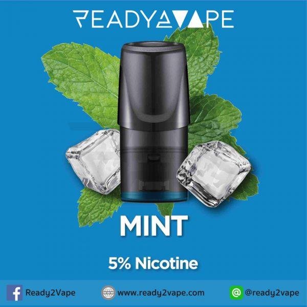RELX Pod Mint : น้ำยาบุหรี่ไฟฟ้าสำหรับ RELX
